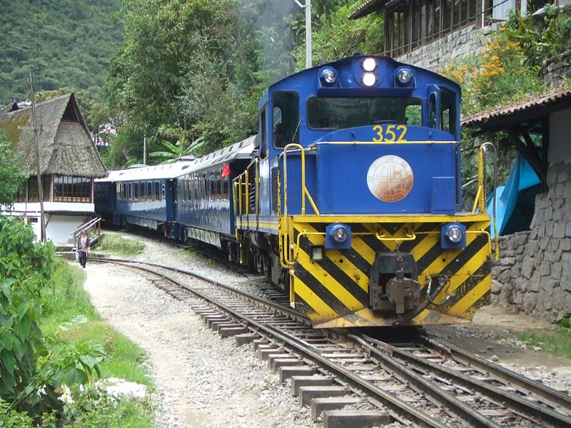Hiram Bingham Orient Express (Perù
