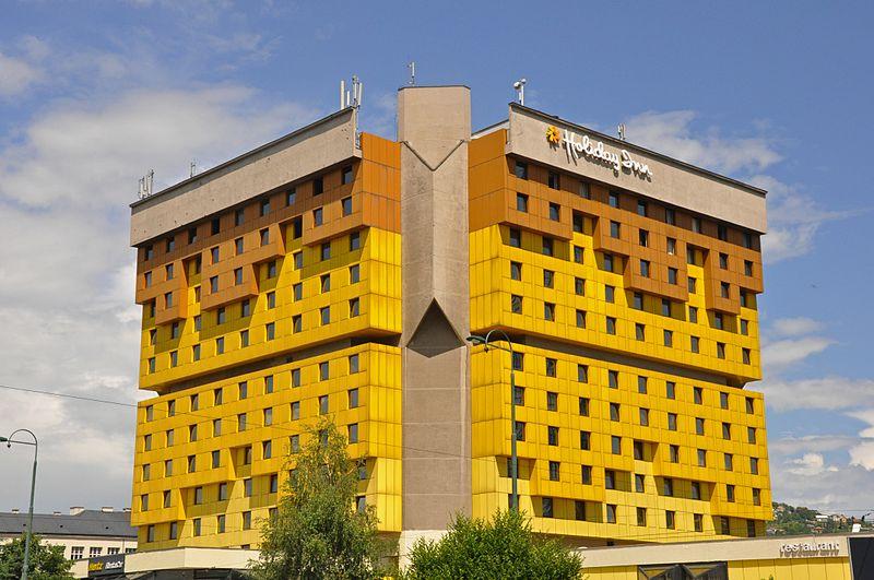 Holiday Inn - Sarajevo