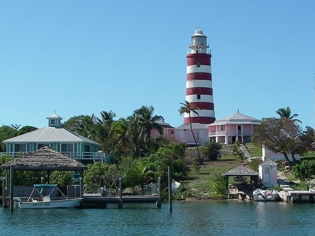 hopetown lighthouse 1
