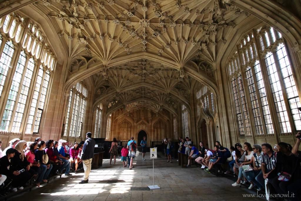 I luoghi di Tolkien a Oxford