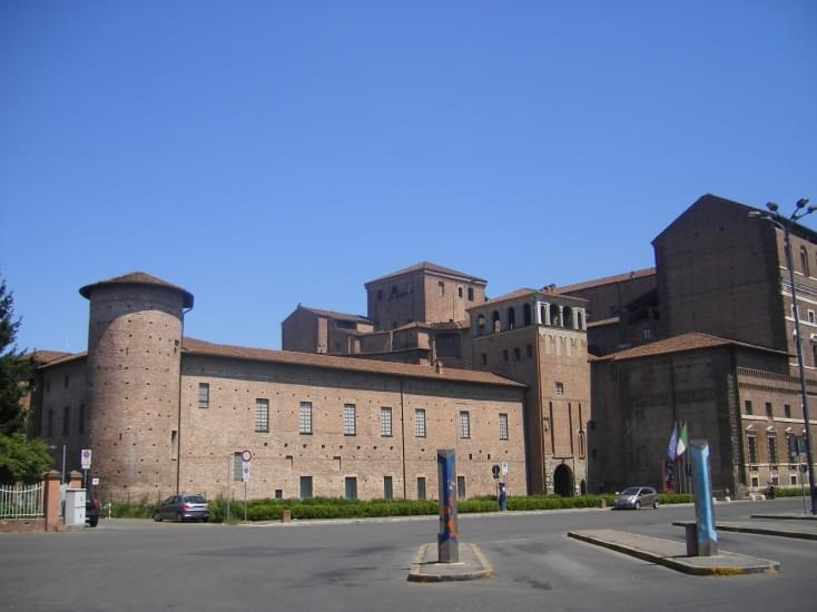 Esterno Palazzo Farnese