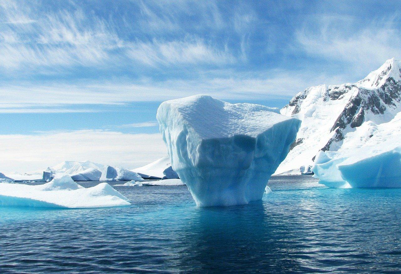 1 - Antartide: 13.829.430 km2
