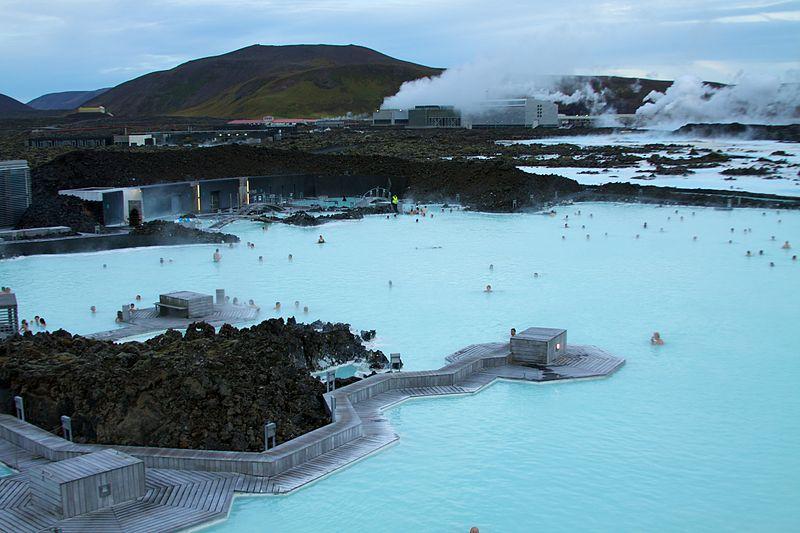 Blue Lagoon (Reykjavík, Islanda)