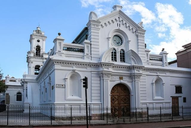 iglesia del sagrario cuenca