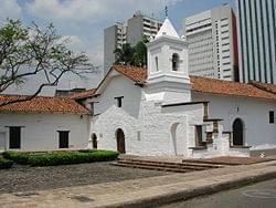 iglesia la merced facciata