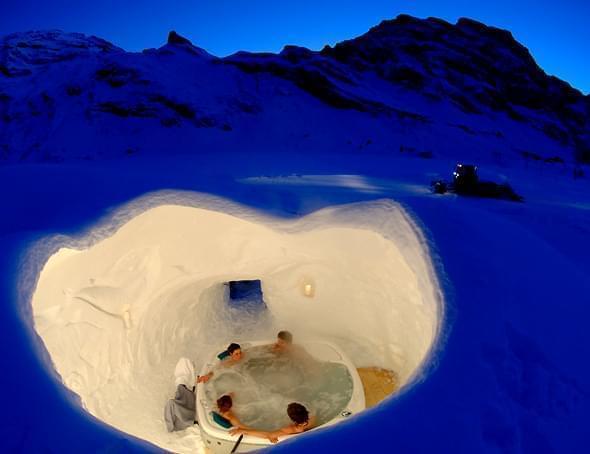 11 hotel di ghiaccio pi belli del mondo classifica for L hotel piu bello del mondo