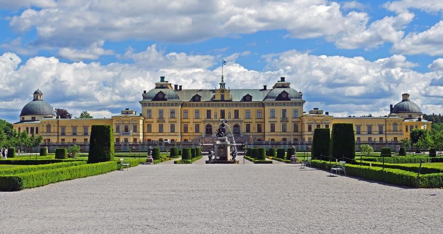 castello di drottningholm stoccolma