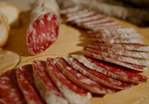 il salame mantovano leader indiscusso della cucina locale