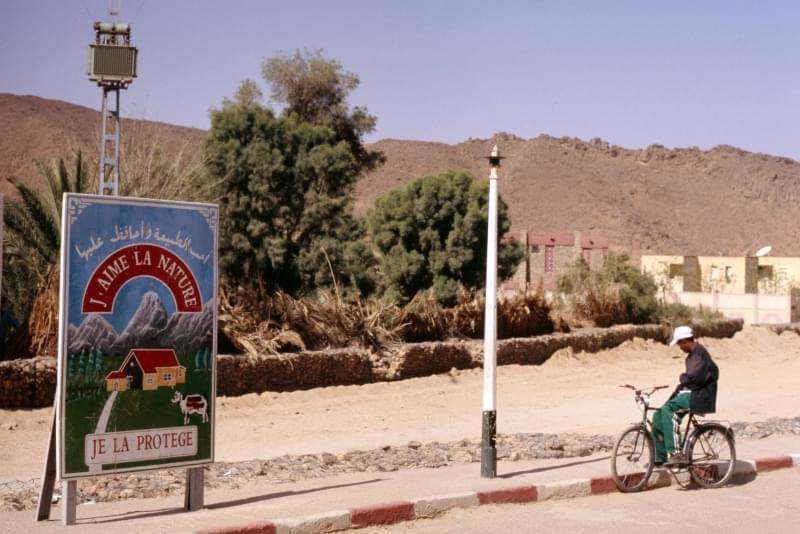 Illizi in Algeria