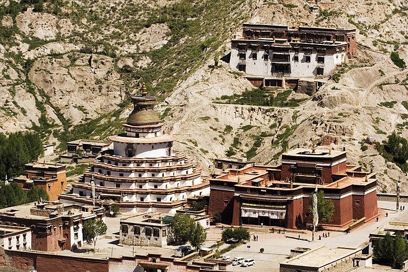 Monastero di Palchor - Tibet, Cina
