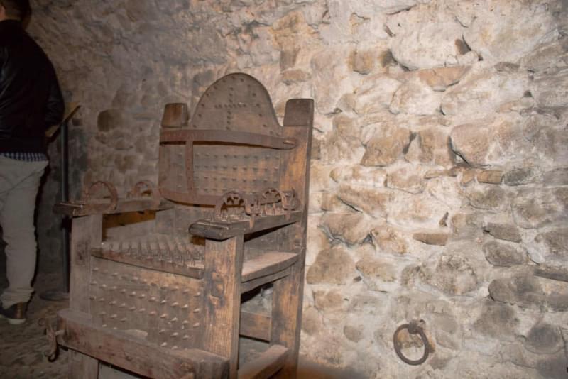 Museo degli strumenti di tortura San Leo