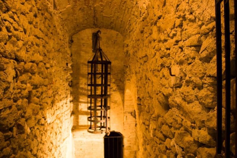 Castello San Leo prigioni