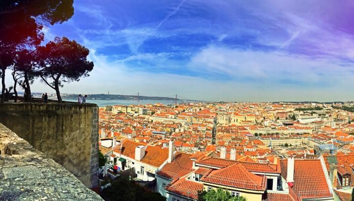 La mia Lisbona