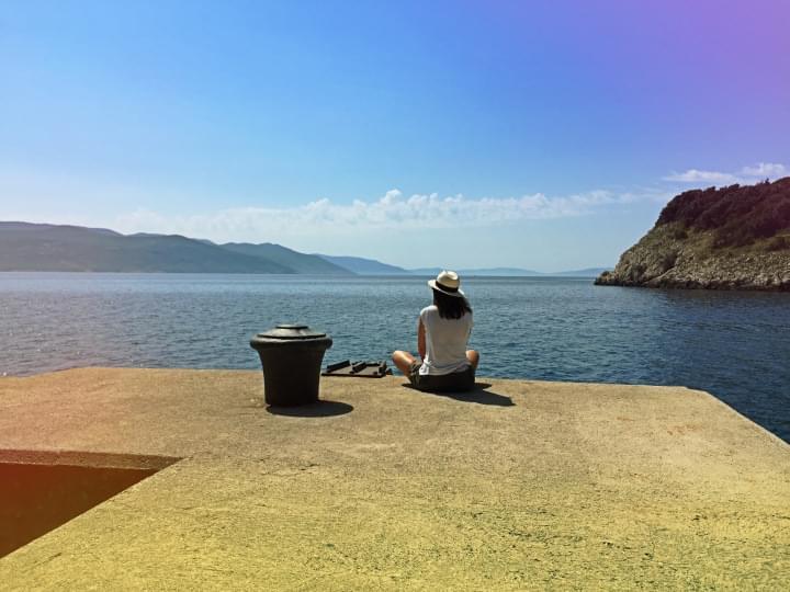 Luciliuxu - No stress in Cres! Una fuga di inizio estate che sapora di libertà