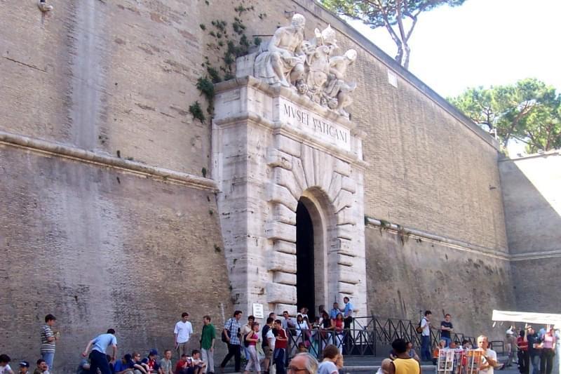 ingresso ai musei vaticani