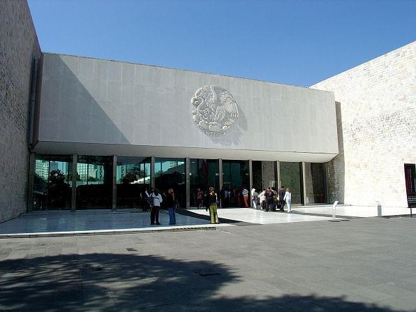 ingresso museo antropologia messico