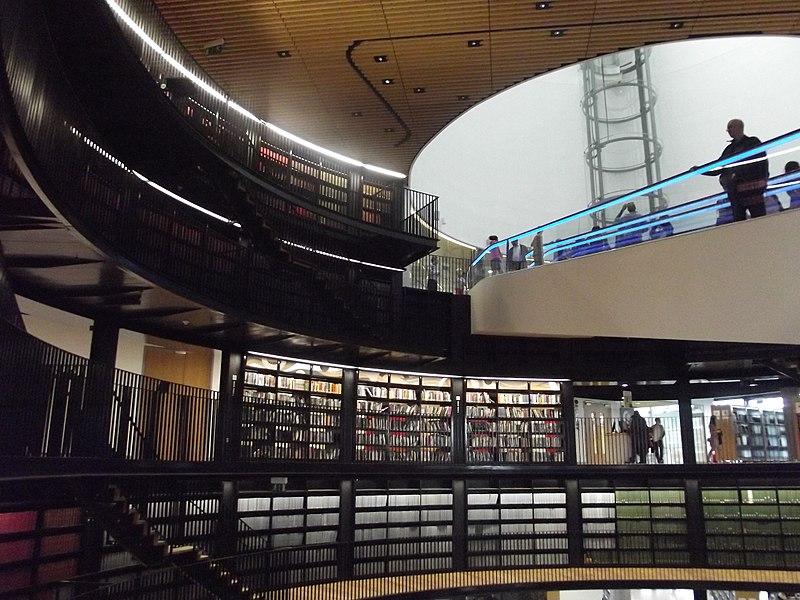 Biblioteca di Birmingham, Regno Unito