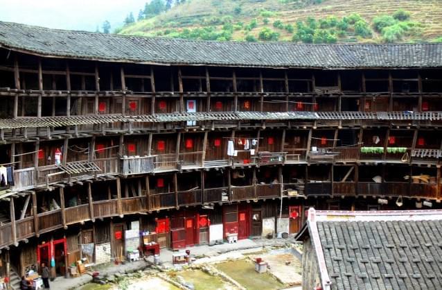 i Tulou di Fujian