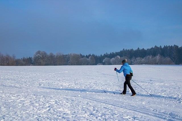 inverno sport sci di fondo