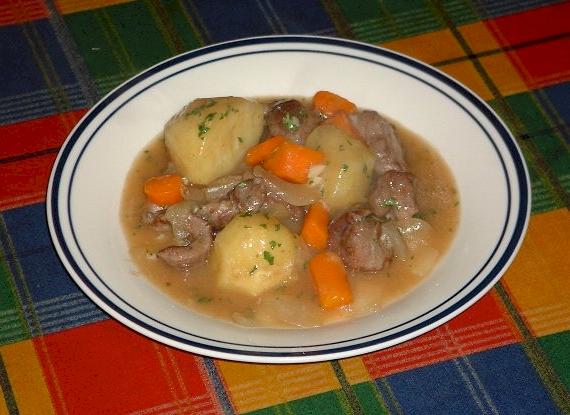 pezzo da 90 della cucina irlandese, l irish stew