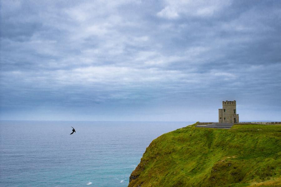 Panoramica della O'Brien's Tower