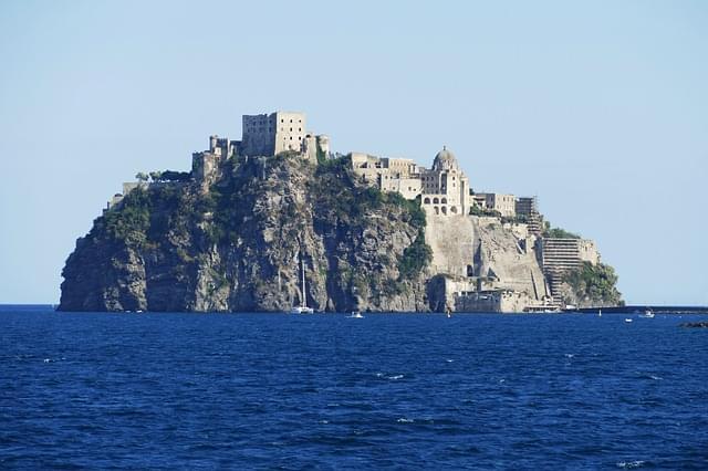 Castello aragonese di Ischia, Campania