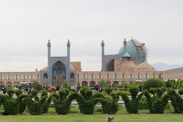 isfahan iran moschea 1