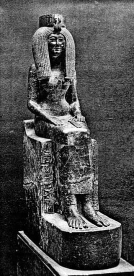 iside madre di thutmose iii