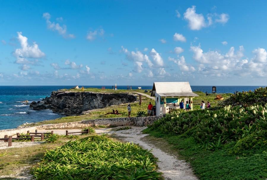 Isola Mujeres Caraibi