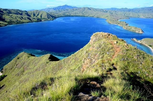 isola di komodo