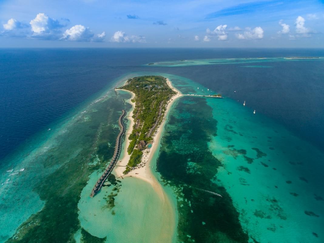 isola kuredu atollo di lhaviyani maldive