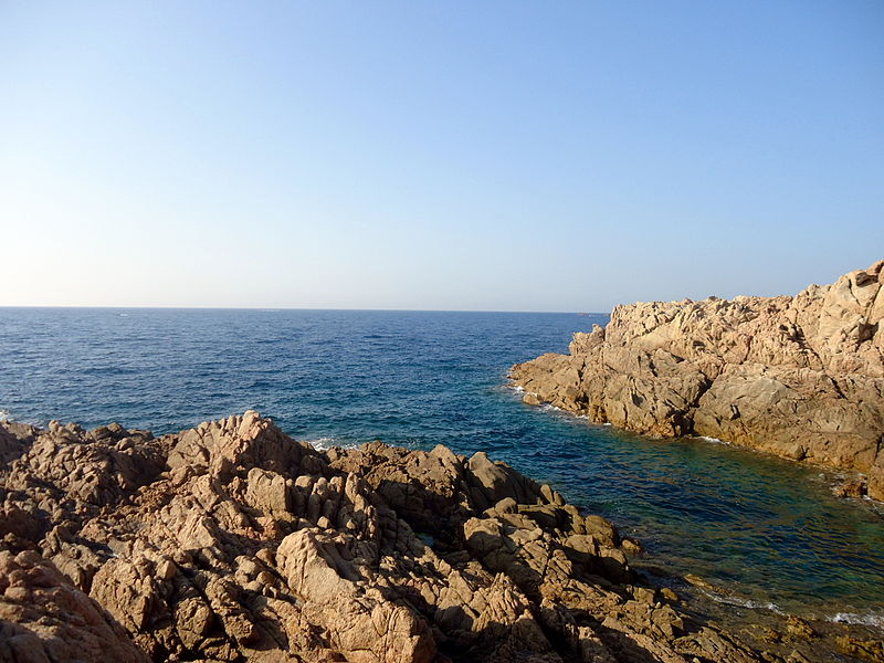 Isola Rossa, Sardegna