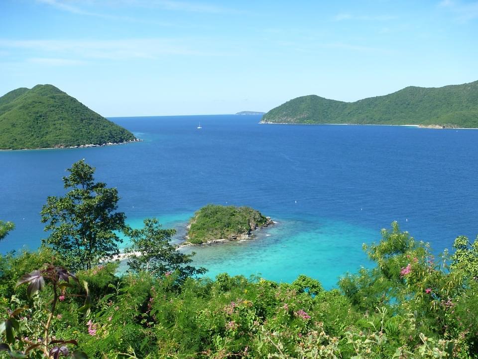 isole dei caraibi