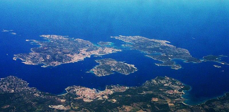 13 isole della maddalena