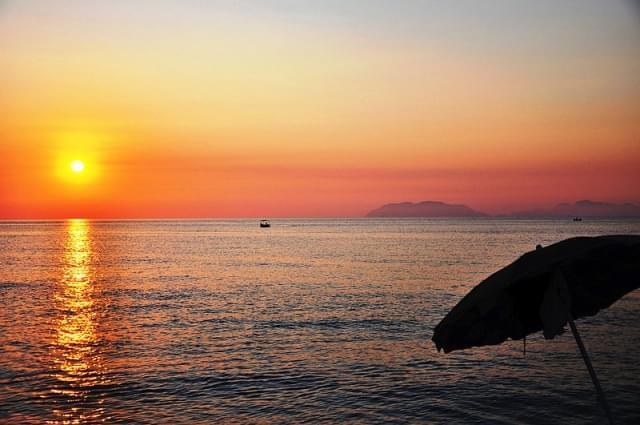isole eolie dalla sicilia