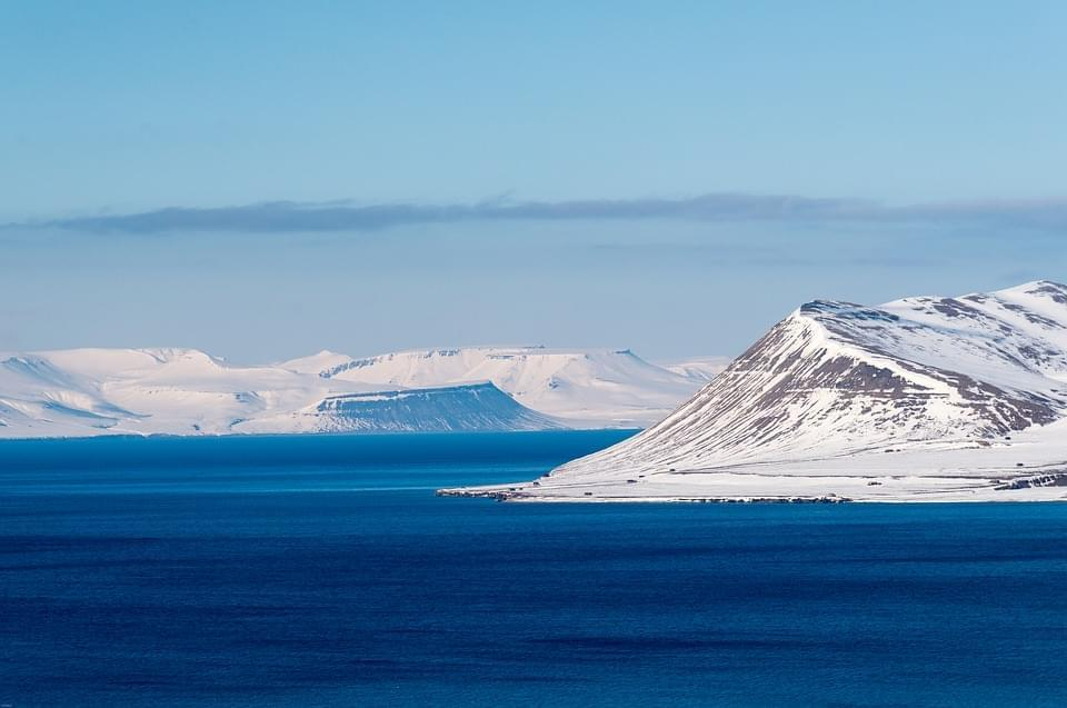 isole svalbard norvegia