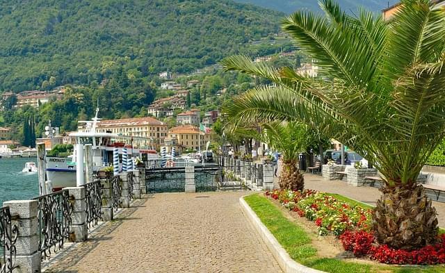 italia lago di como menaggio