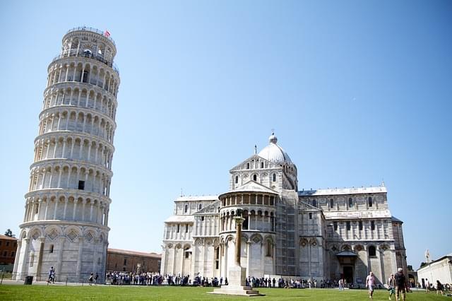 italia pisa torre monumento storia 1