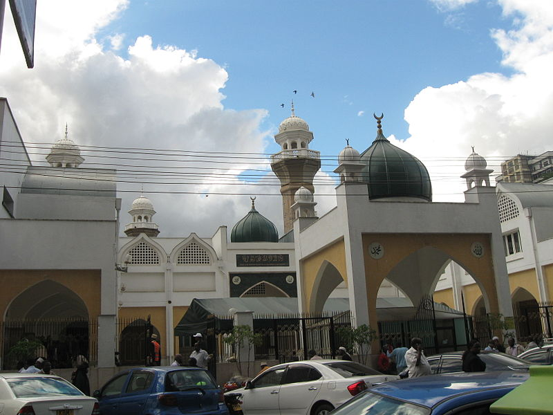 moschea Jamia Nairobi