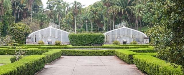 jardim botanico sao paulo brazil