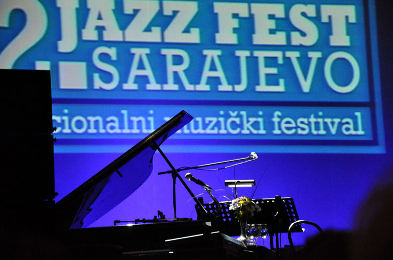 sarajevo jazz festival