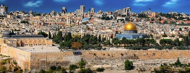 jerusalem israele citta vecchia 2