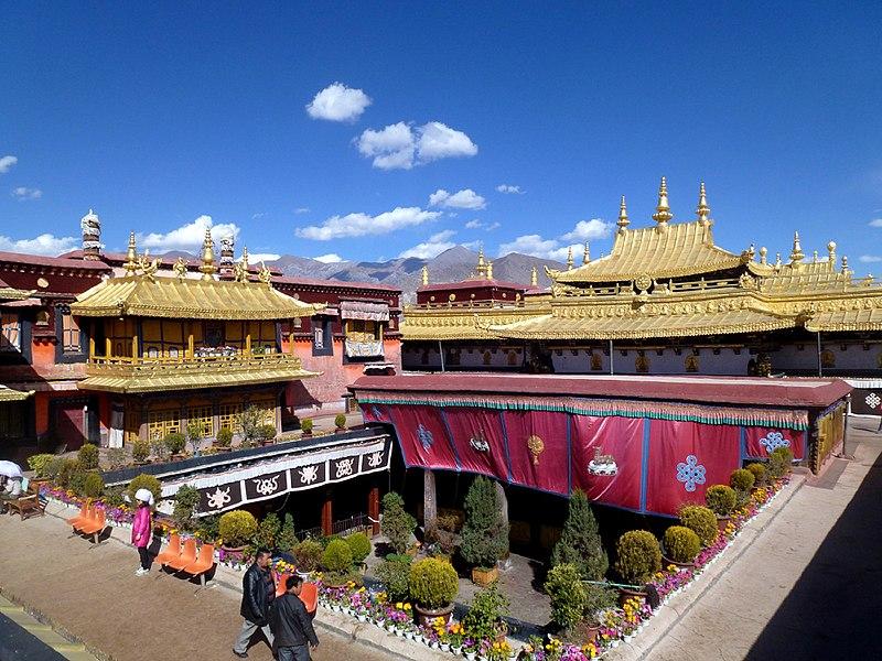 Jokhang, Tibet