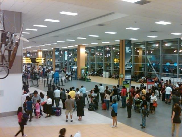 aeroporto jorge chavez lima peru