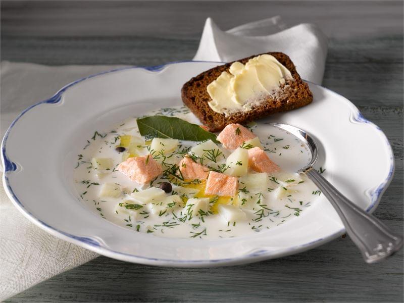 kalakeitto zuppa pesce segale