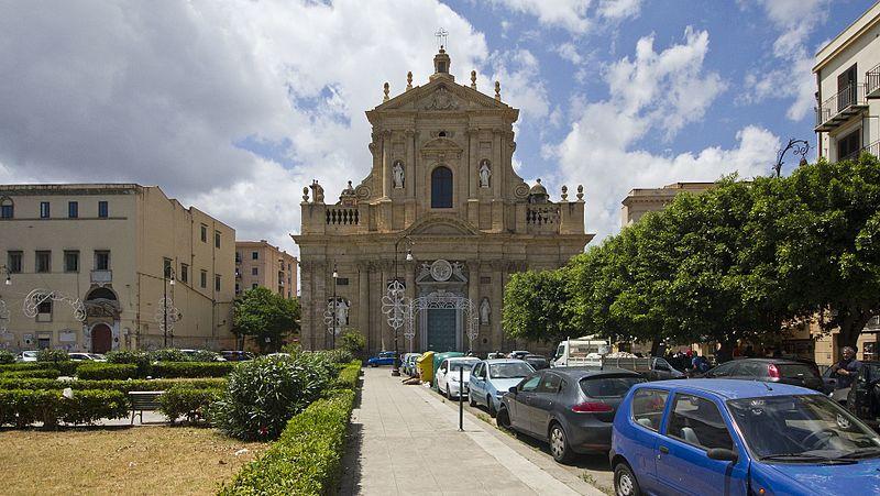 Quartiere Kalsa a Palermo