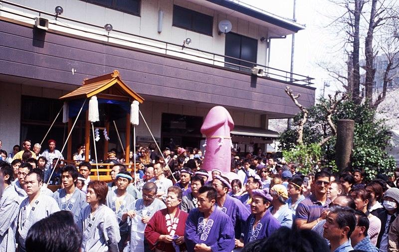 Kanamara Matsuri, Giappone