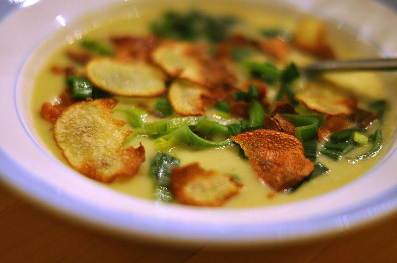 kartoffel zuppa lipsia