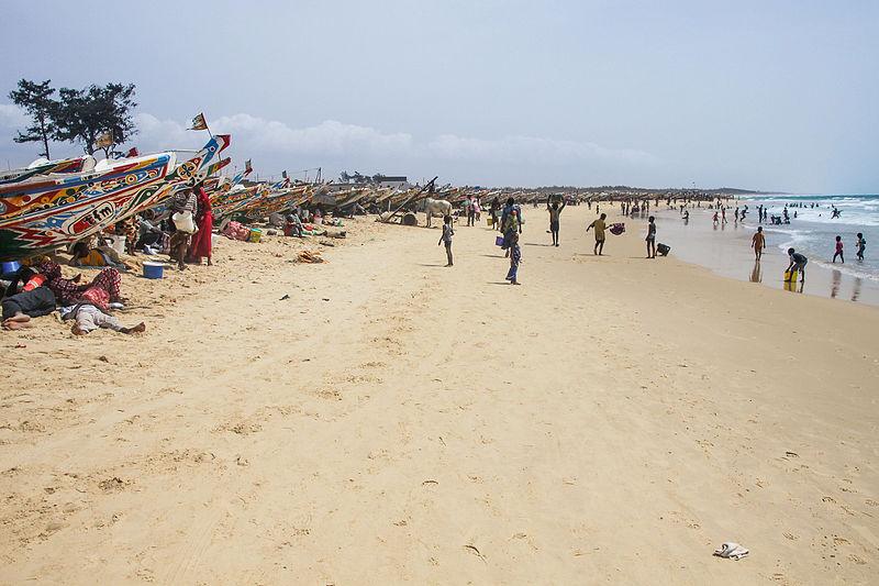 07 spiaggia senegal kayar