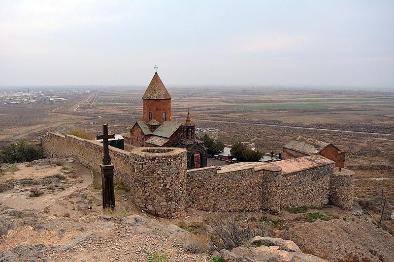 Monastero Khor Virap - Armenia